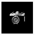 Bezug Sitzbank R65/80/100 Komfort 85- schwarz Nachfertigung
