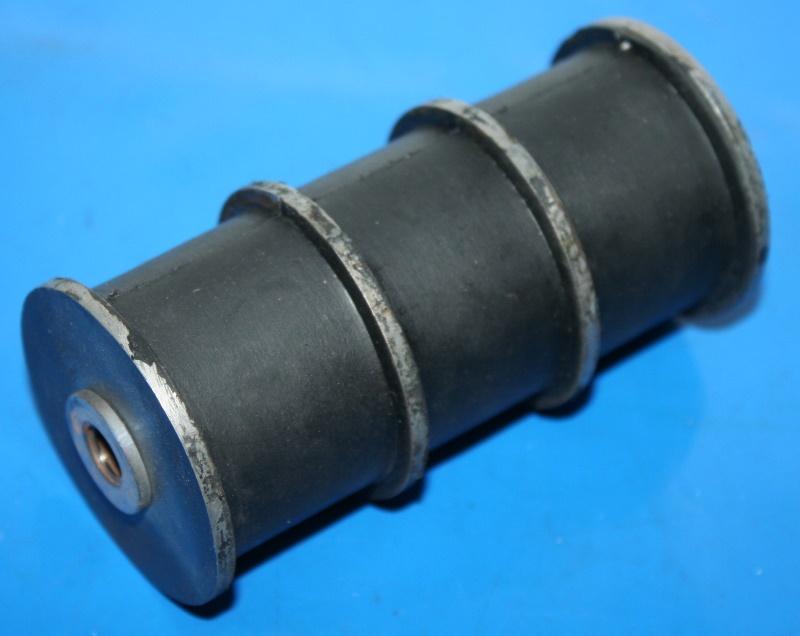 Federklotz Schwinge LS200-S500 Steib Gummi Dämpfer ca.105mm