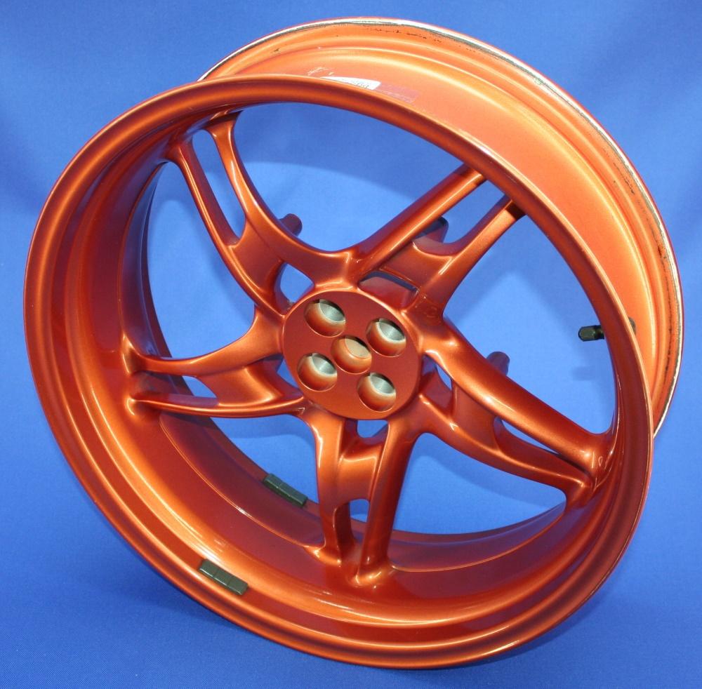 Hinterrad R1150 Rockster orange2 5.50x17 GEBRAUCHT
