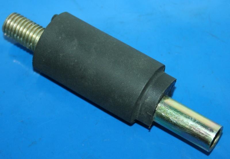 Blinkerhalter R1100GS hinten schwarz lang R1150GS/R vorn