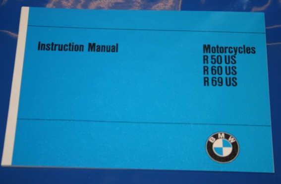 Betriebsanleitung R50/60/69S US english owners manual