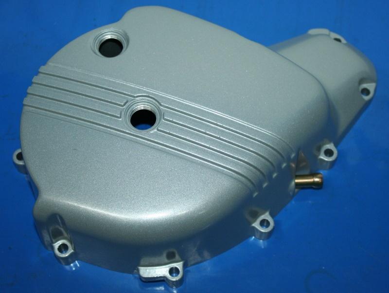 Lima-Deckel F650 93/97/ST re. silber Motordeckel