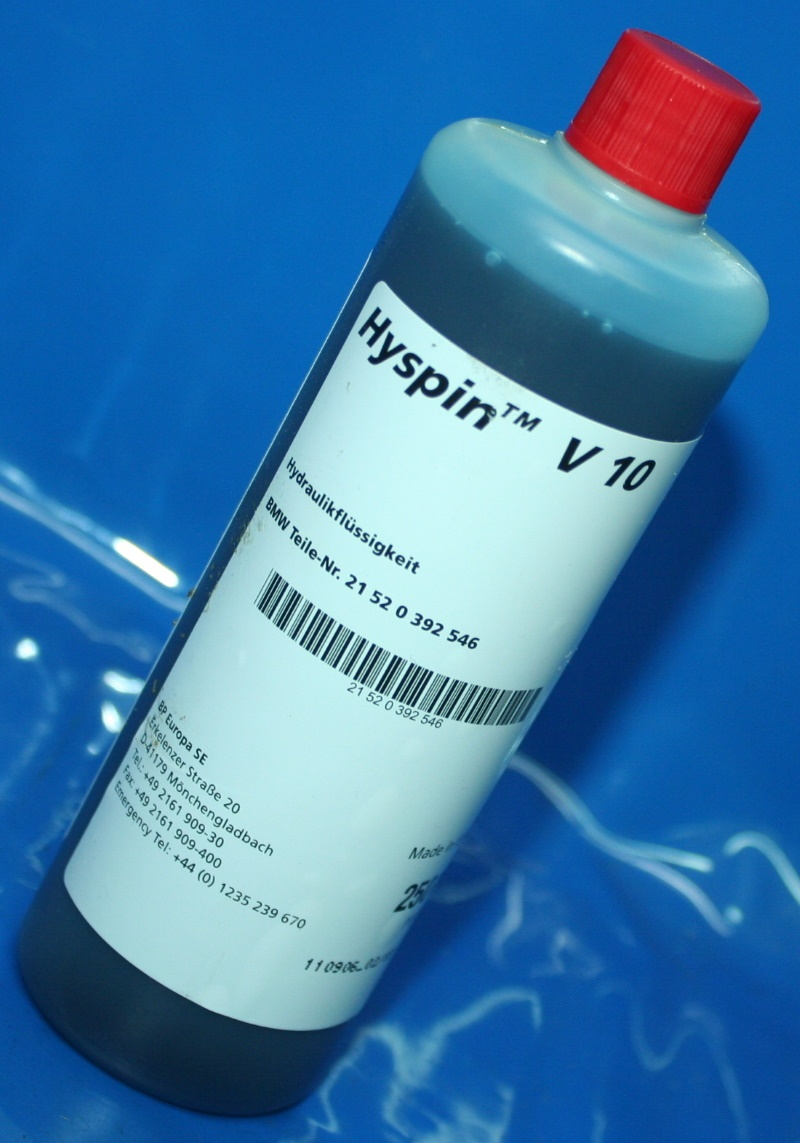Hydrauliköl Kupplung 250ml R1200GS R RT S ST V10