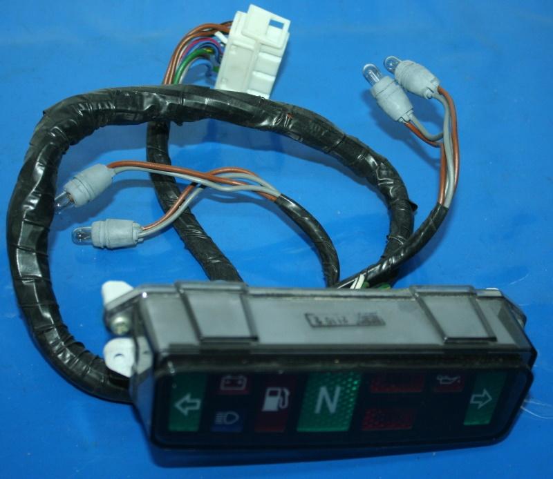 Lampenträger R1100GS/RS/RT Kontrollleuchten GEBRAUCHT! Kabel
