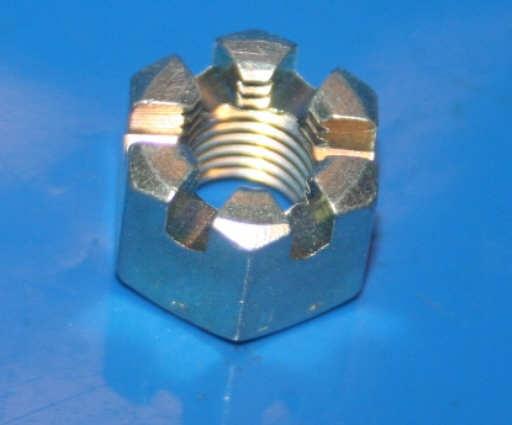Kronenmutter 8x1 R25/3 R26 R27 Lenkerhalter u.a.