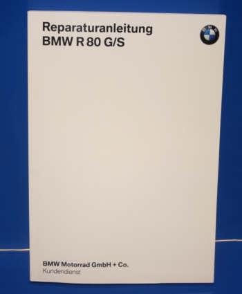 Reparaturanleitung R80G/S deutsch