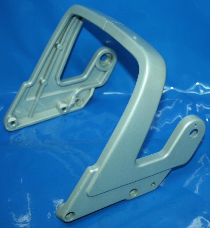 Haltegriff Rahmenheck R80R R100R silber
