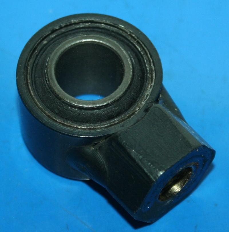 Stoßdämpferauge R65/80/100 85- mit. Gummilager