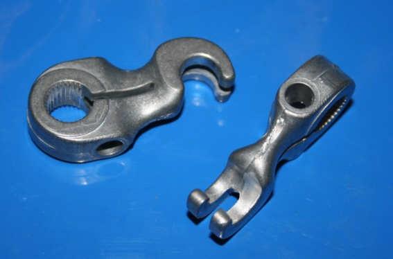 Kupplungshebel F650 93/97/ST am Getriebe