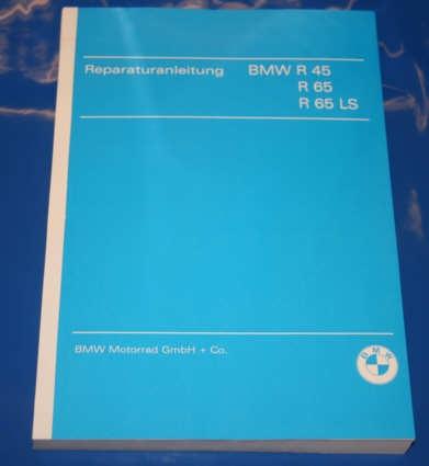 Werkstatthandbuch R45 R65 R65LS Bj.78-84