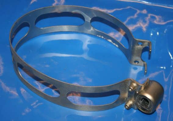 Schelle Schalldämpfer R1200GS -2010 Halter Auspuff GEBRAUCHT