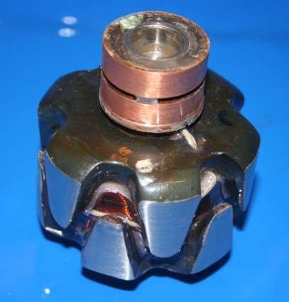 Lima-Rotor /6-95 überarbeitet Im Tausch