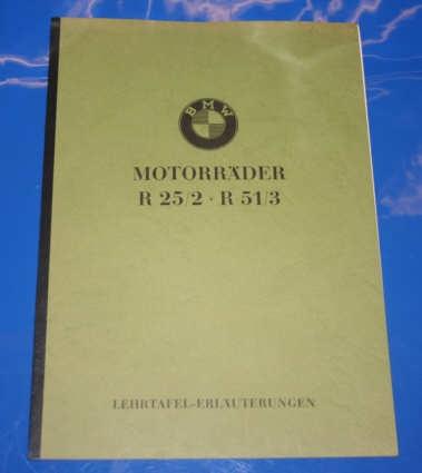Lehrtafeln R25/2-R51/3 deutsch