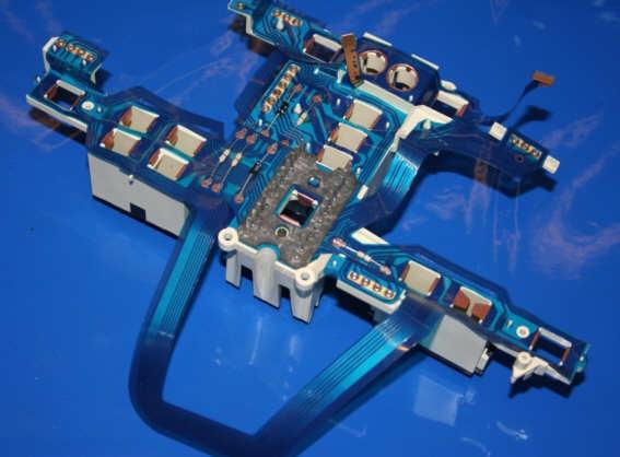 Leiterplatte Instr.Kombi K100 -4/85