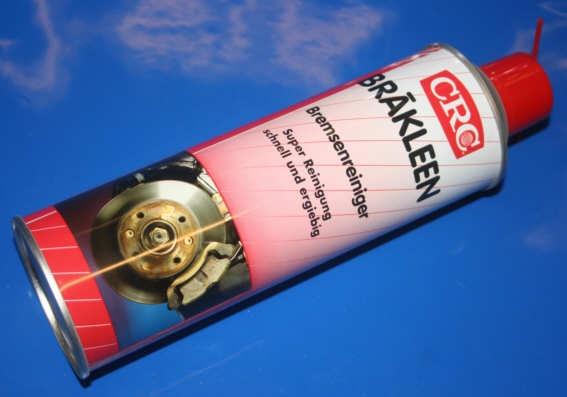 Bremsenreiniger 500ml Spraydose