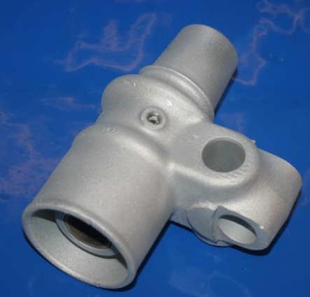 Achshalter Stoßdämpferfeder Aufnahme R25/2 GEBRAUCHT li.