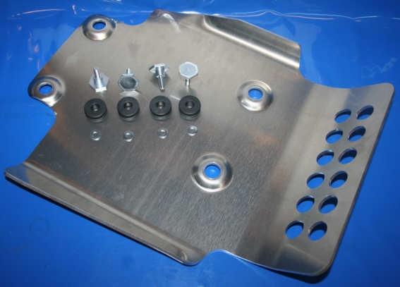 Motorschutz R80GS R100GS groß mit Anbauteilen