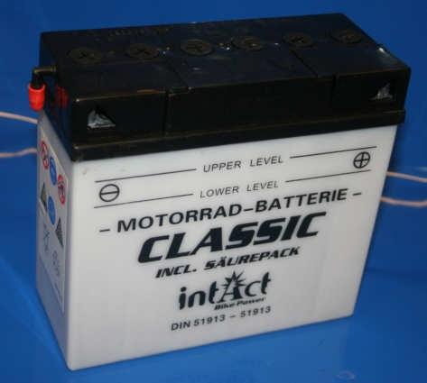 Batterie 12V 19AH 12C19a-3B