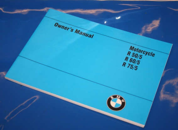 Betriebsanleitung /5 english owners manual