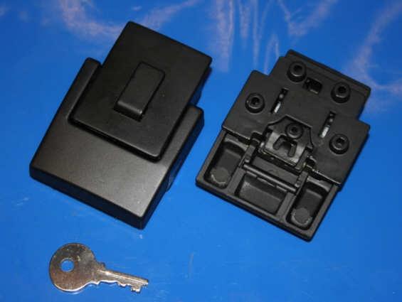 Kofferdeckelschloß Integral-Koffer alte Ausf.mit Schlüssel