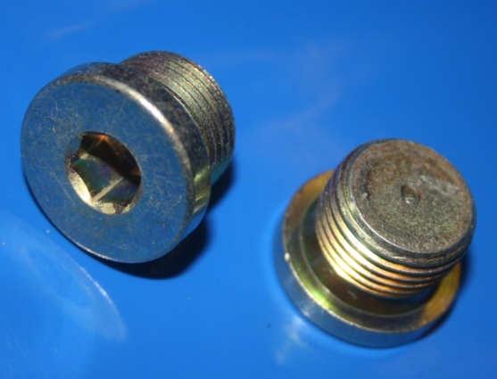 Ablassschraube M18x1.5 Innensechskant