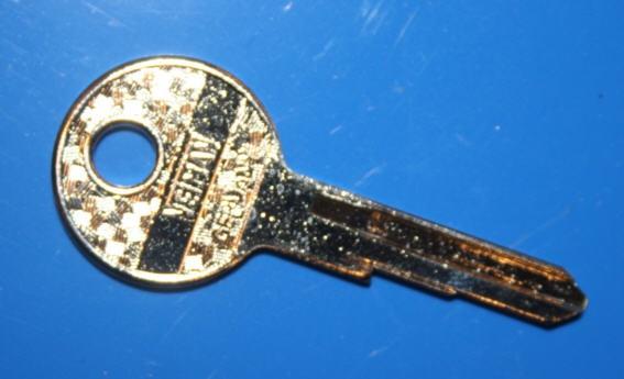 Schlüsselrohling Neimann 9/80-