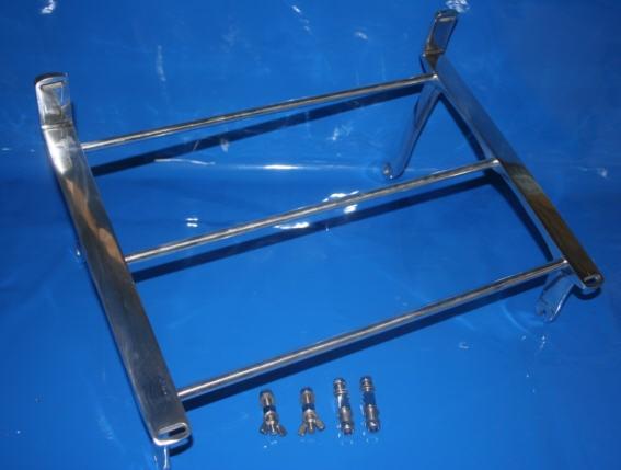 Gepäckträger Steib S500 + S501 auf Kofferraumklappe