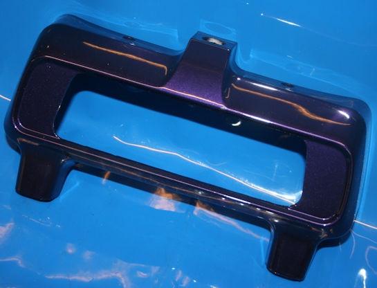 Verkleidung Ölkühler R80R R100R Amethyst Farbe 284/685
