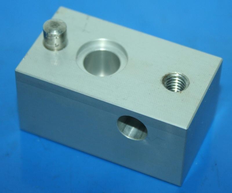 Gewindeplatte Trittbrett K1200LT 99 04