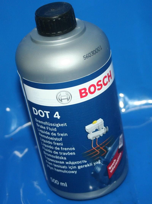 Bremsflüssigkeit 0,5 Liter DOT4