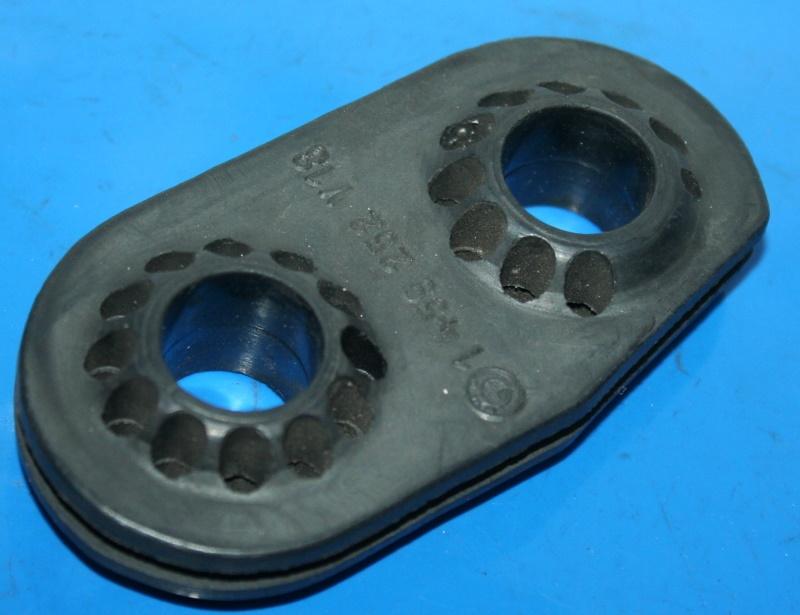 Gummilager Instr.Kombi K75/100/1100/RS/RT/LT