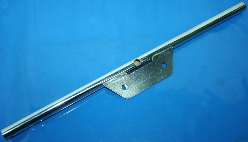 Blinkerhalter /5- hinten chrom ca.362mm
