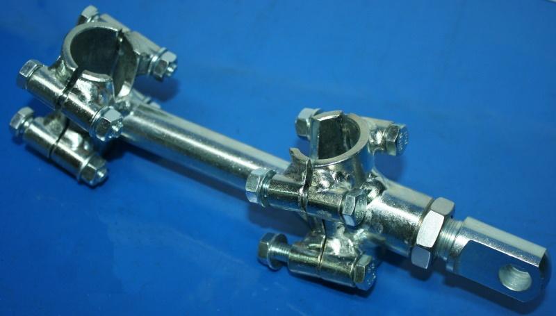 Flachanschluss 4.Punkt R24-R25 Seitenwagenanschluss vorn