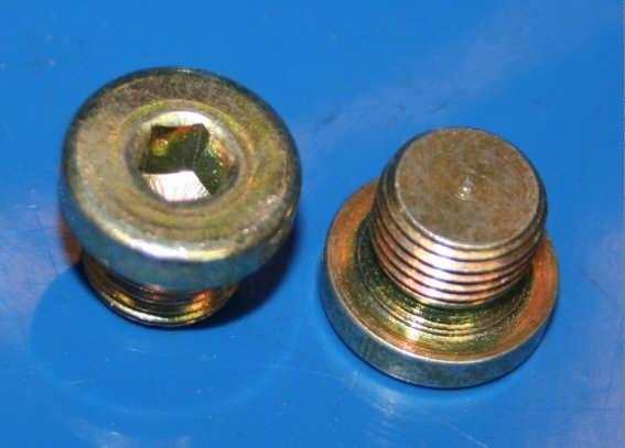 Ablassschraube Kühlwasser K u.a. Gabelverschluss M10x1
