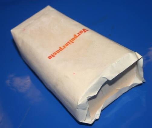 Vor-Polierpaste (weiß)