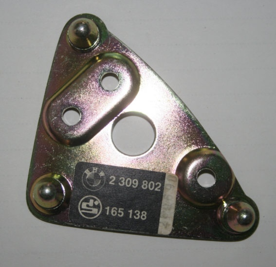 Halteplatte Spiegel K100RS 16V re.