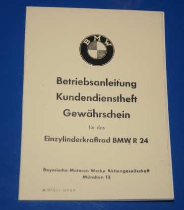 Betriebsanleitung R24 Deutsch