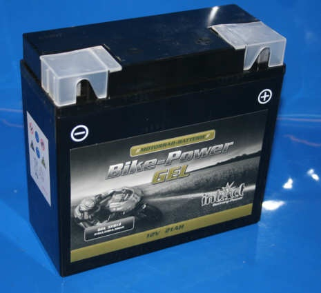 Batterie 12V 19AH BMW u.a. GEL G19
