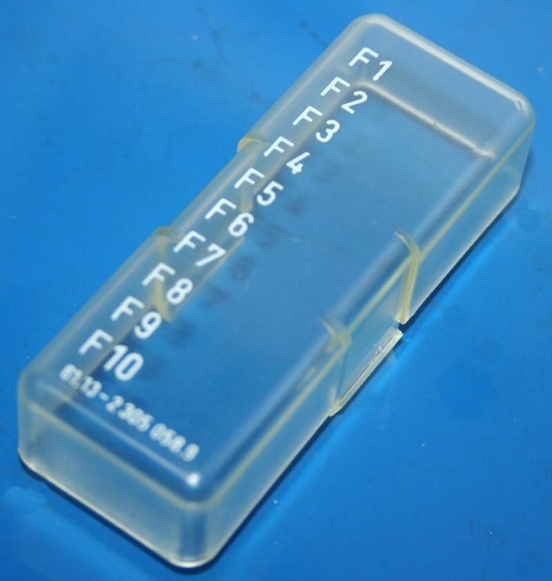 Deckel Sicherungen K100RS 16V K1100