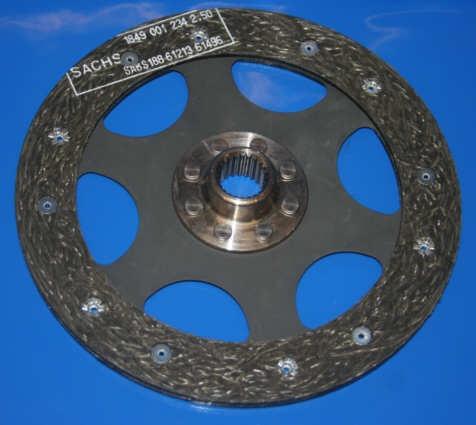 Kupplungsscheibe R850 R1100 KD Scheibe