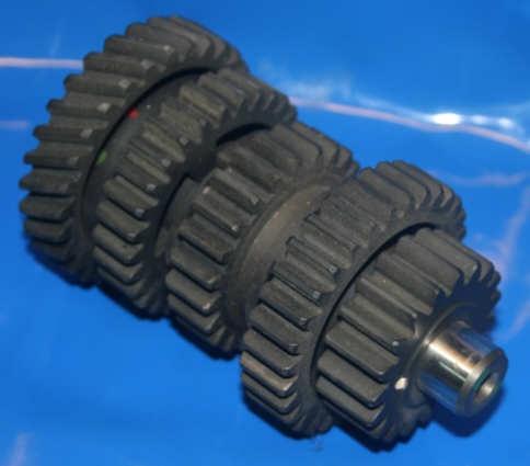 Nebenwelle 15° RS Sportgetriebe bis 4/1982