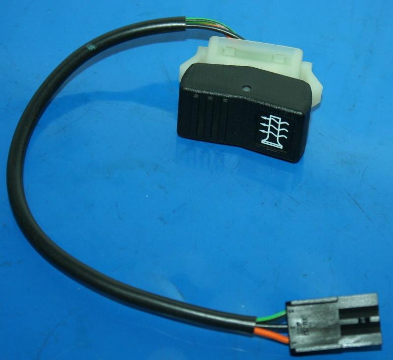 Schalter Heizgriffe K100 +R1100 kurz L=ca.210mm