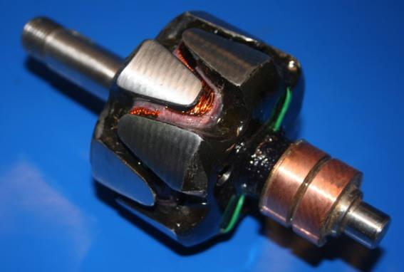 Lima-Rotor K75/100/1100-9/92 überarbeitet im Tausch