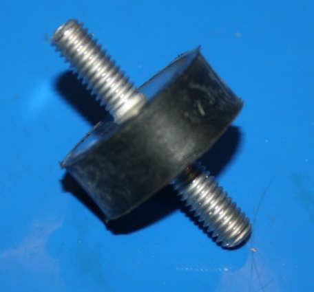 Silentblock Motorschutz R850/1100/1150 GS v.+hi 40mm
