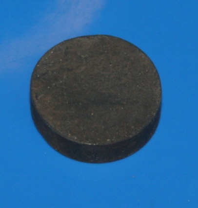 Gummipuffer Batterieabdeckung /6/7 oben ca.4,5mm