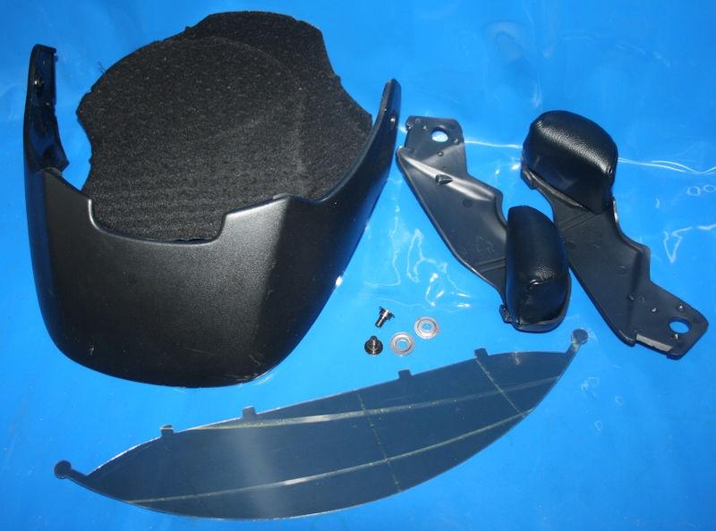 Umbausatz Helm III Off-Road (Enduro)