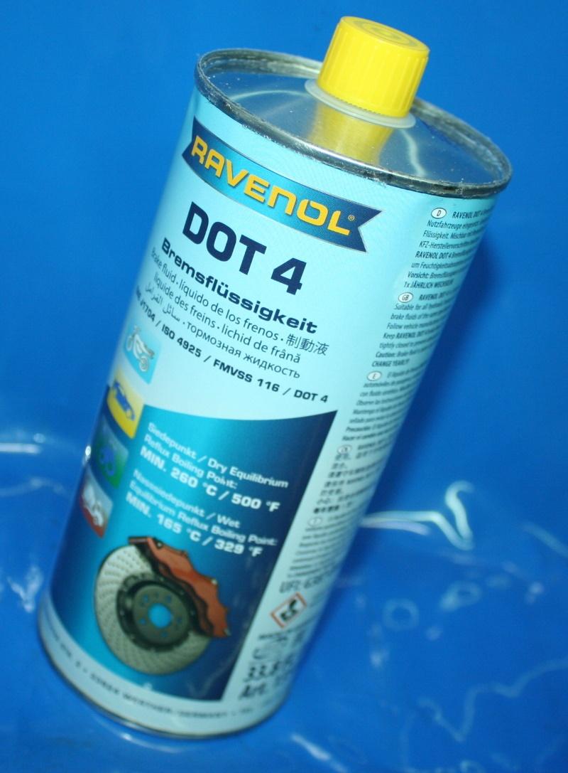 Bremsflüssigkeit 1 Liter Dose  DOT4