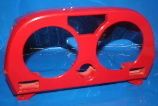 Instrumententräger R80/100GS 91- Marrakesch Rot