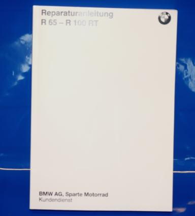 Reparaturanleitung R65-100 1985-