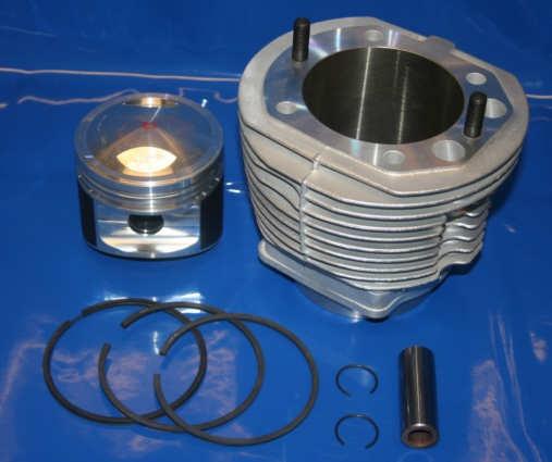 Zylinder u.Kolben R80 1000cc 81- ca.44KW(60PS) mit TÜV